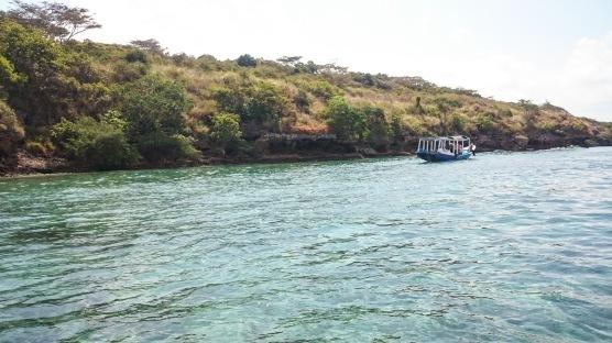 Salah satu spot snorkeling yang saya kunjungi.