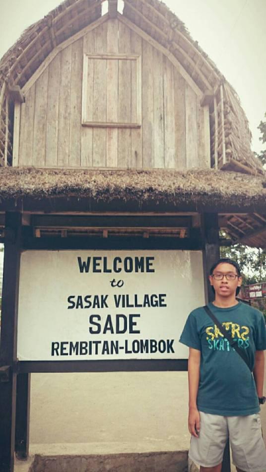 Desa Sade, Lombok Tengah