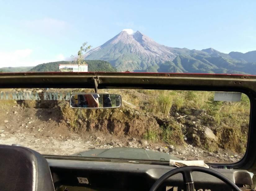 Lava Tour, Gunung Merapi..
