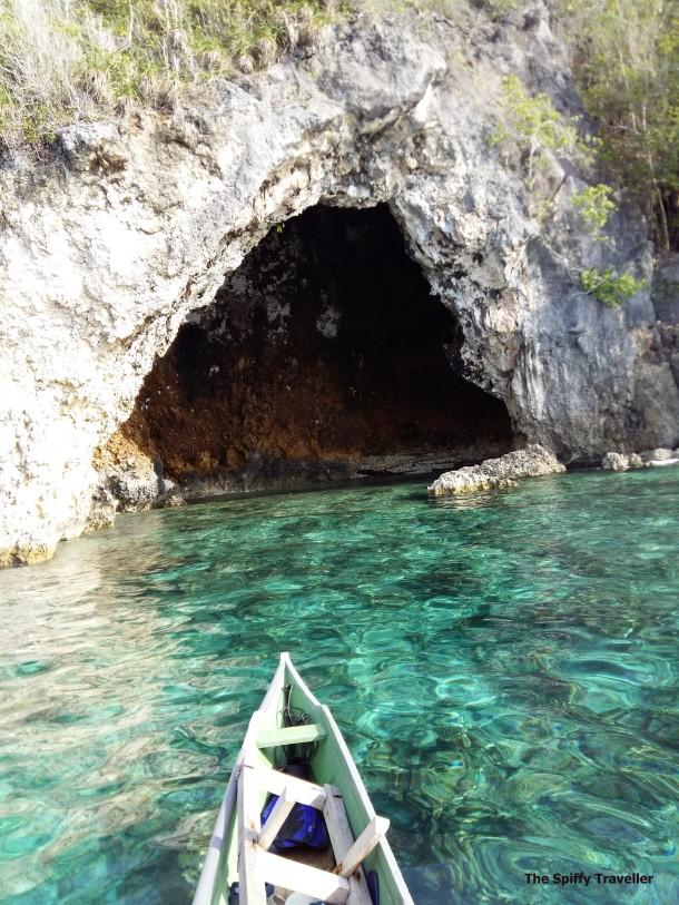 Pulau Batudaka, Togean