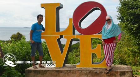 Bukit Cinta Karimunjawa
