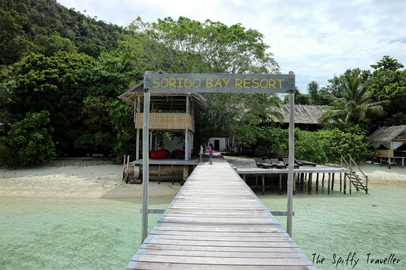 Sorido Bay Resort, Raja Ampat
