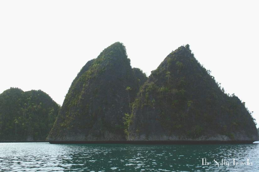 Wayag, Raja Ampat