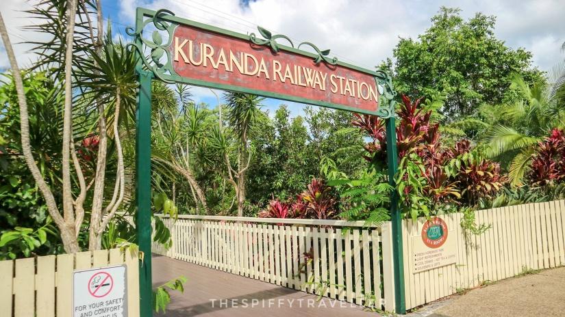 Kuranda Scenic Railway, Cairns