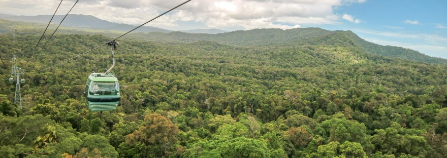Skyrail Cableway Cairns