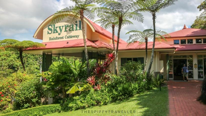 Skyrail Kuranda, Cairns, Australia